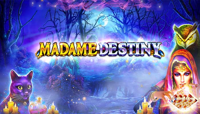 Madame Destiny Casino Game