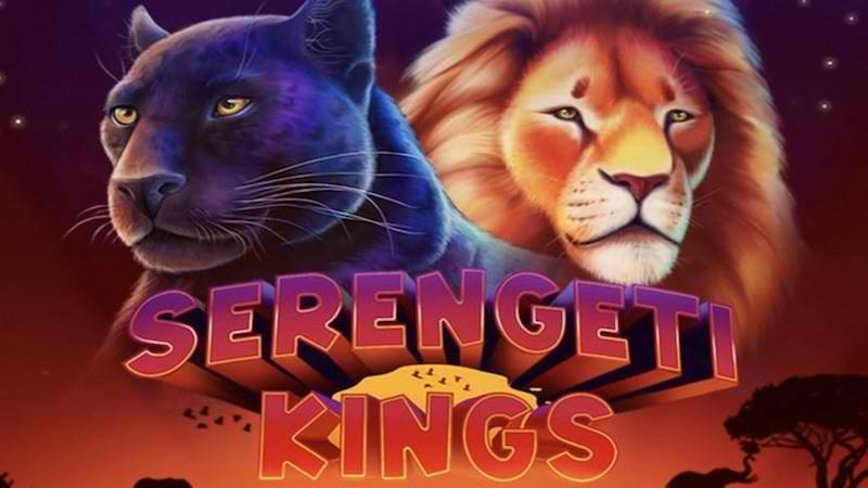 serengeti-kings-slot-logo